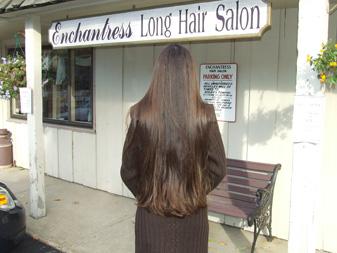 Enchantress Long Hair Salon Fairview Park Ohio
